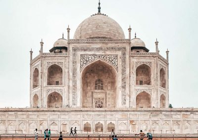 Taj Mahal by Fahrul Azmi for Unsplash