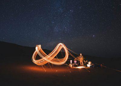 Wahiba Sands, Oman by Freddie Marriage for Unsplash